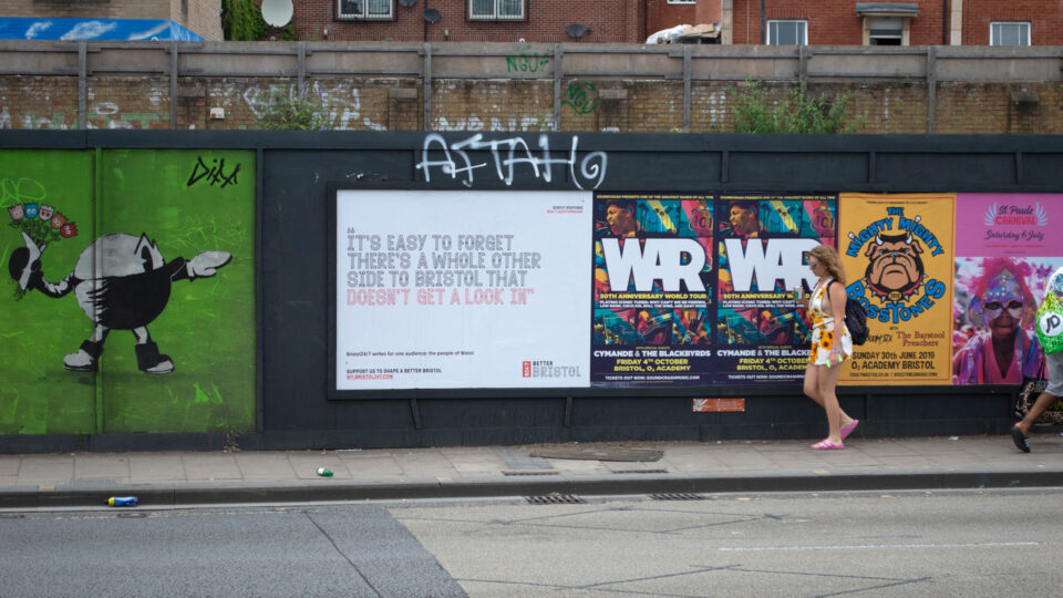 Outdoor Bristol Ads