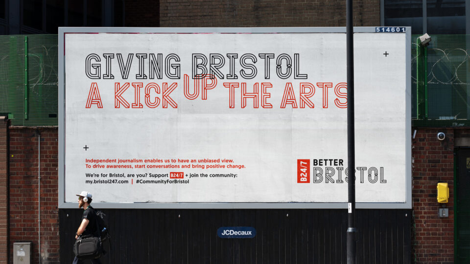 Giving Bristol a Kick Up the Arts